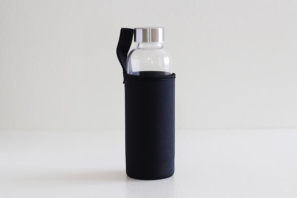 キャリーティーボトル 黒 380ml