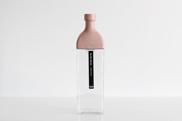 ハリオ カークボトル スモーキーピンク 1.2L