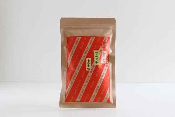玉露香味 静岡煎茶・伊勢玉露ブレンド【アミノ酸入り】200g