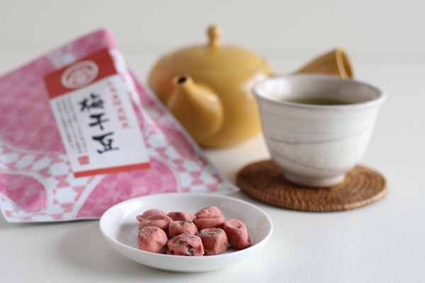 梅干豆 豆菓子