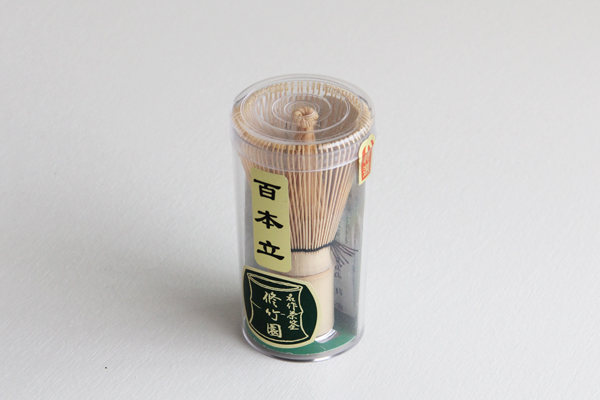 中国製茶筅100本立 修竹園作