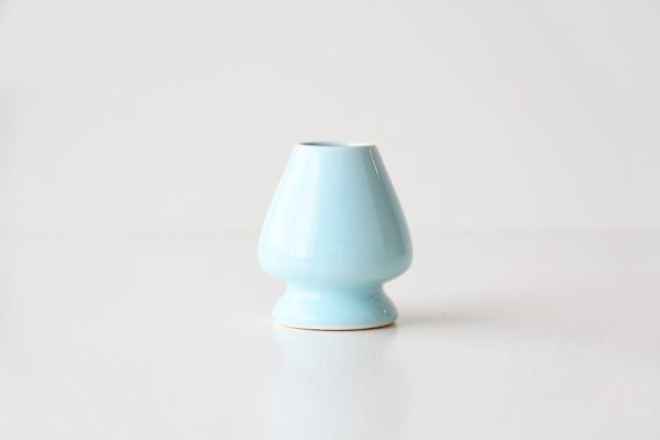 茶筅立て(茶筅直し・くせ直し・茶筅休め)青磁